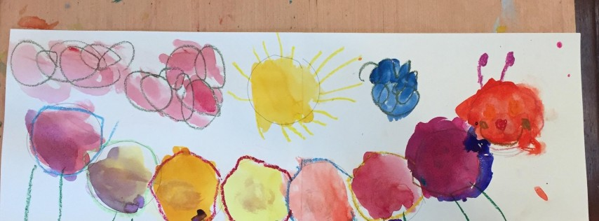 Painting, Drawing, & Paper Crafts for Kids: Mondays in July