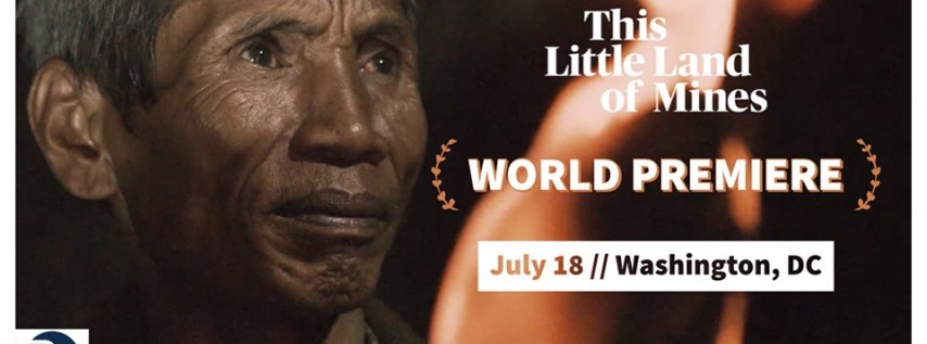 World Premiere of This Little Land of Mines co-presented by Pulitzer Center