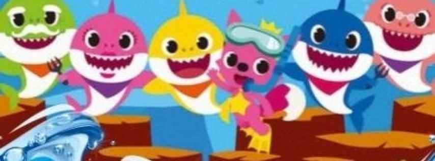 Baby Shark Pizza & Paint Party