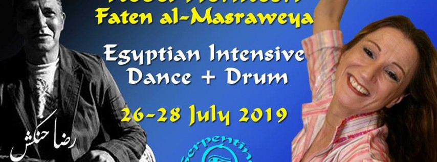 Reda Henkesh + Faten Drum Solo Master Classes
