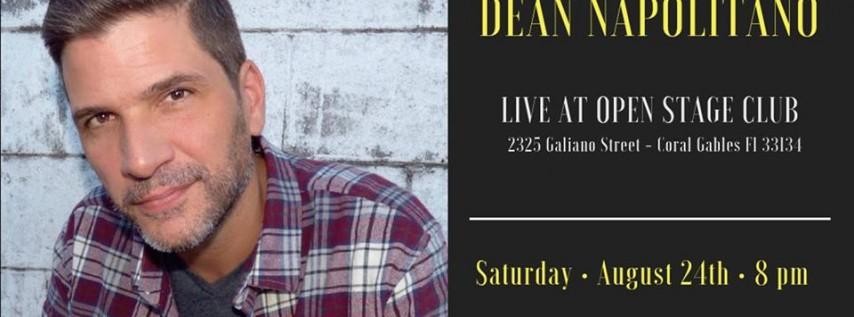 Have-Nots Comedy Presents Dean Napolitano