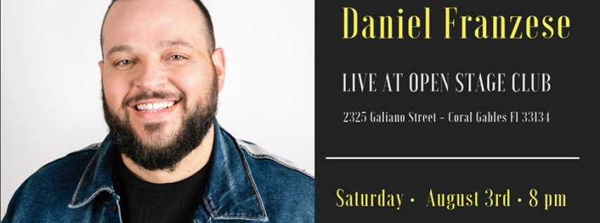 Have-Nots Comedy Presents Daniel Franzese