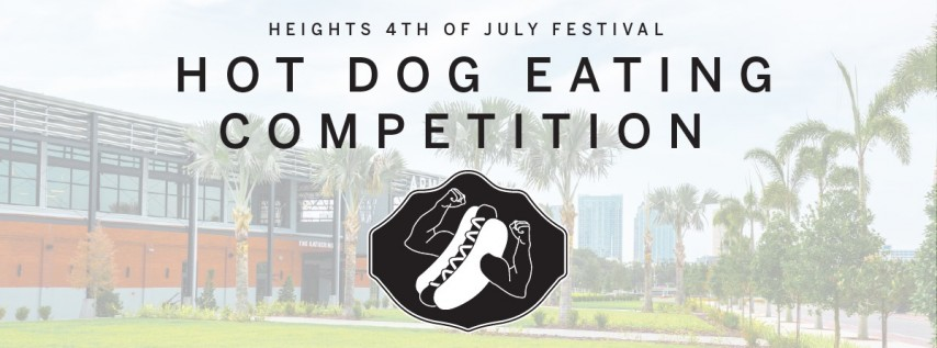 4th of July Hot Dog Eating Competition