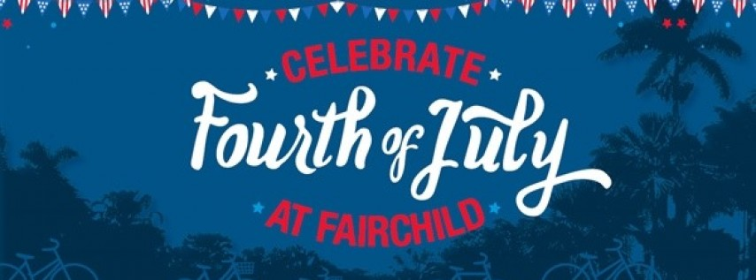 Fourth of July at Fairchild