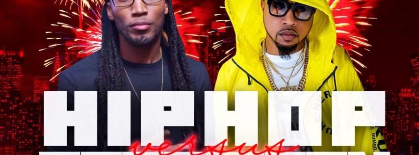 Hot97 Independence Day Splash | Hip Hop Vs Caribbean