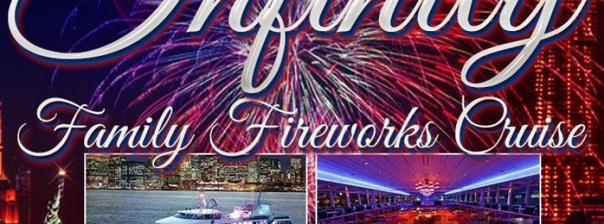 July 4th Family Fireworks Cruise Aboard the Hornblower Infinity Yacht