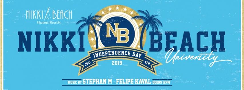 NB University: 4th of July Celebration