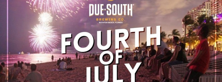 Fourth of July at Due South Brewing