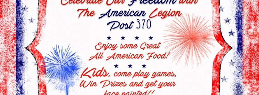 July 4th Picnic and Party.