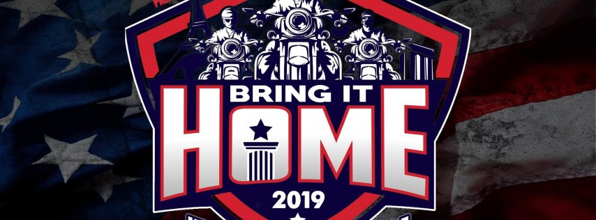 Bring It Home World Record Parade 2019