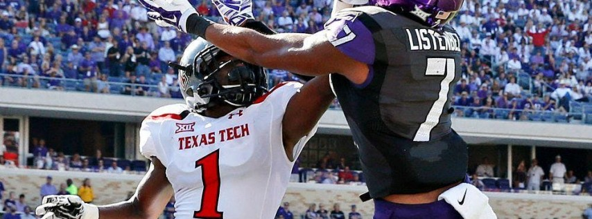 West Texas Championship Texas Tech vs TCU New Orleans Watch Party