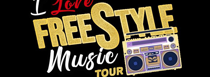 Love Freestyle Music Tour - San Antonio