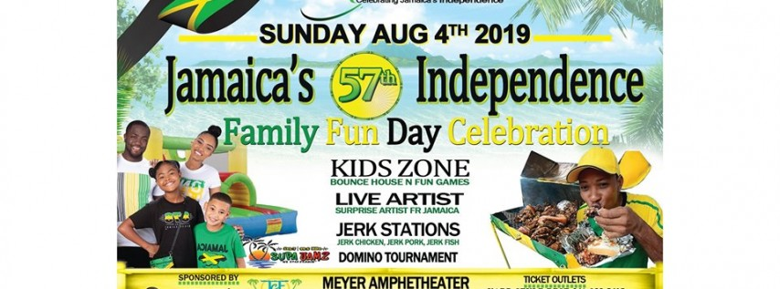 Jamaica's 57th Independence Celebration Day
