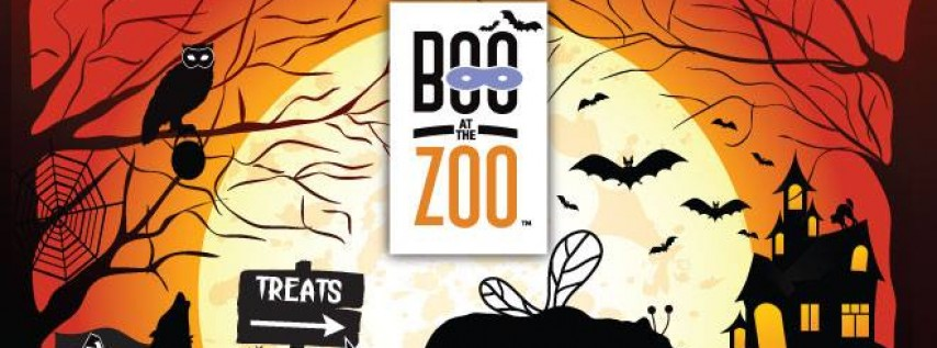 Free, Boo at the Zoo 2019