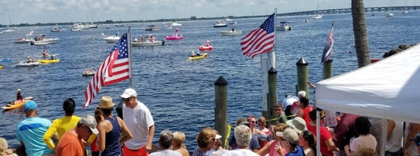 26th Annual 4th of July at Harpoon Harry's!
