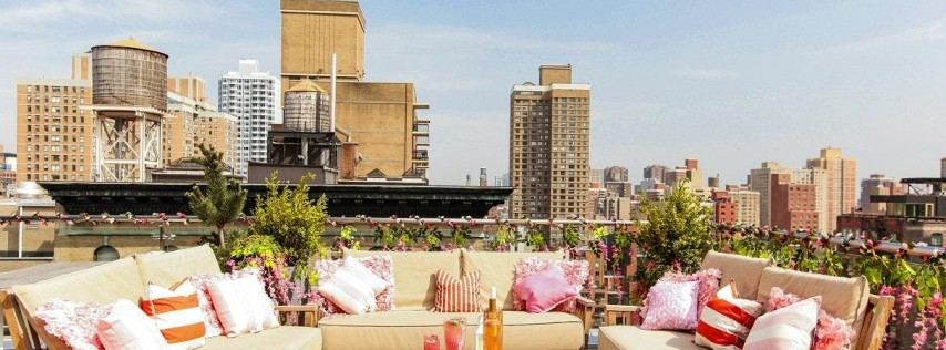 NYC Latino Professionals July 3rd Rooftop Party