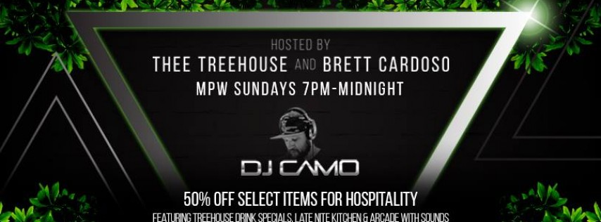 MPW Sundays with Brett Cardoso