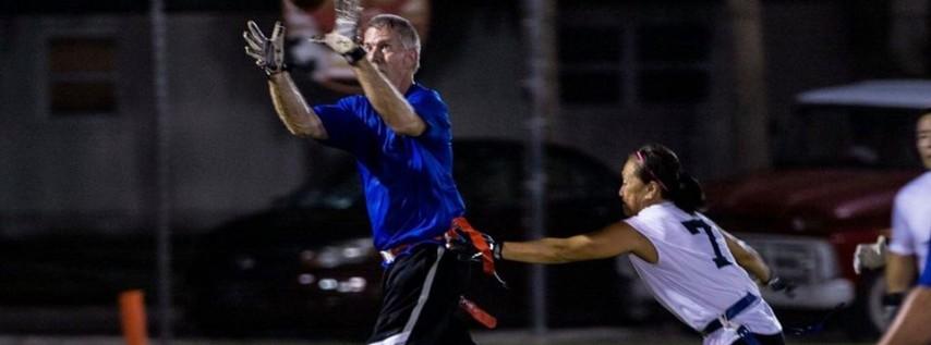 Deadline to Register for Adult Flag Football