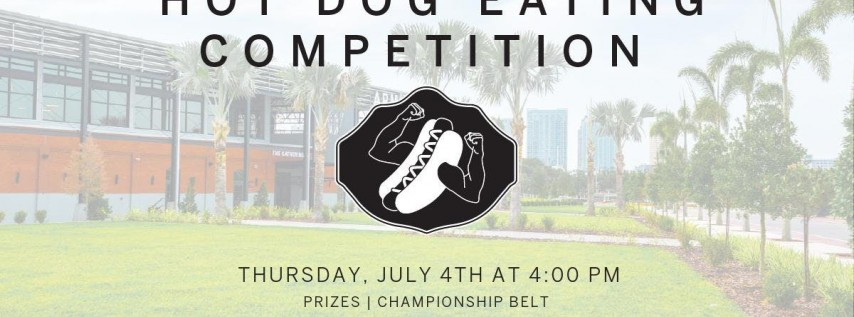 Fourth of July Hot Dog Eating Competition