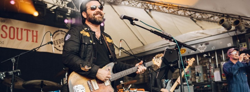 4th of July with Bob Schneider at EPBG Emerald Point Bar & Grill