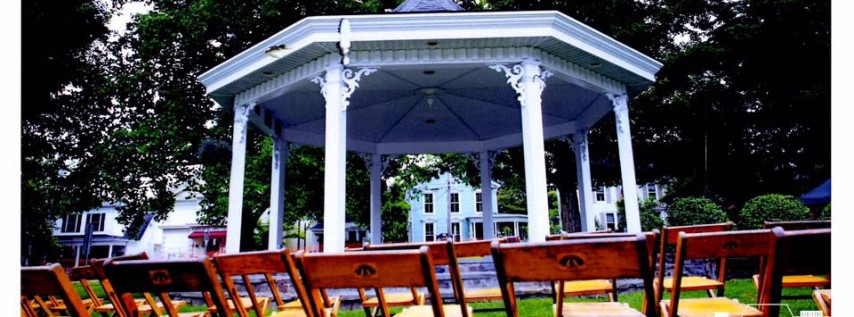 2019 Tuesday Concerts in the Park