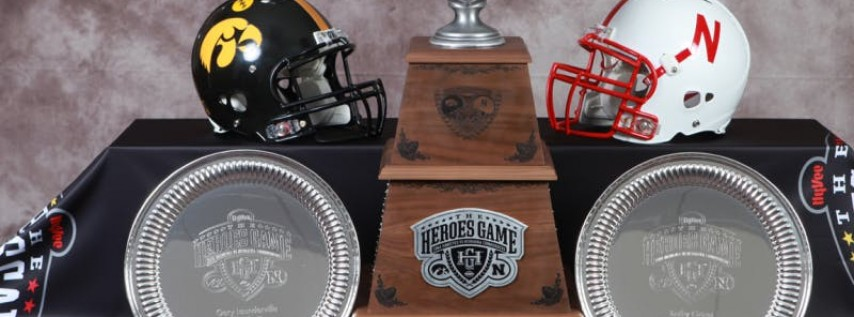 Heroes Trophy Iowa v Nebraska New Orleans Watch Party