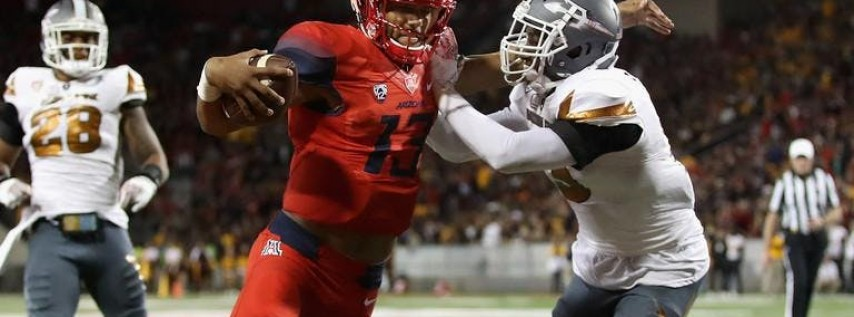 Duel in the Desert Arizona v Arizona State New Orleans Watch Party