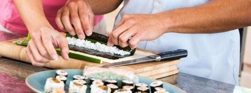 Sushi 101 Cooking Class