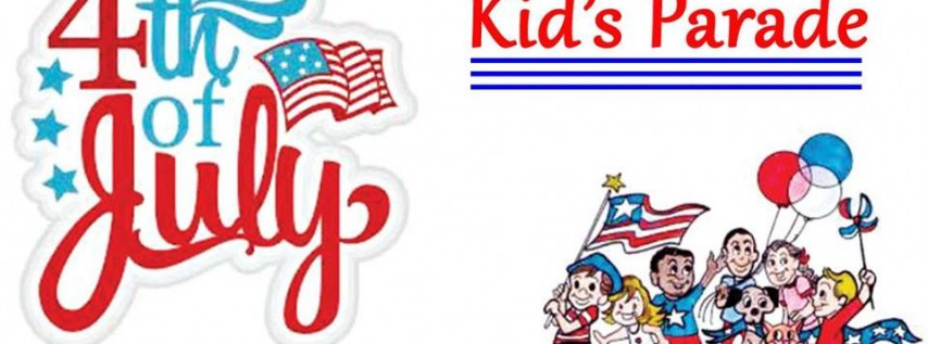 Independence Day Kid Parade & Pool Party
