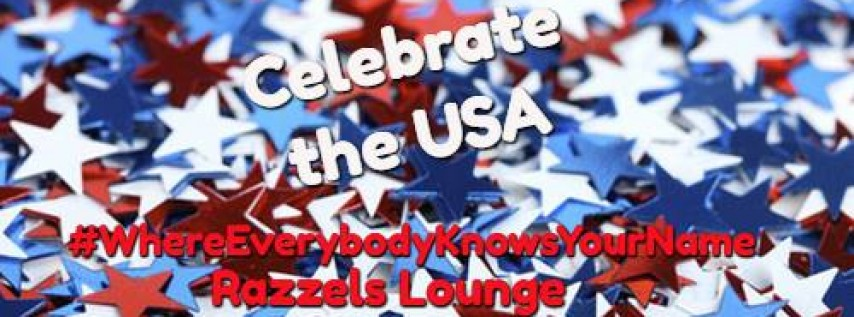 4th of July at Razzel's