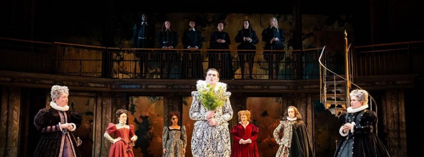 RSC: The Taming of the Shrew 8/6