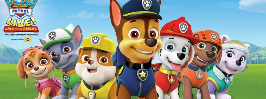 PAW Patrol Live! 'Race to the Rescue' - Fort Myers, FL