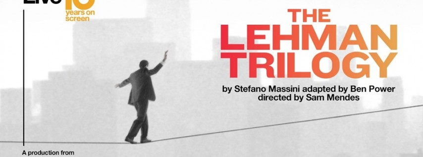 NT Live: The Lehman Trilogy (Live Stream) 7/25
