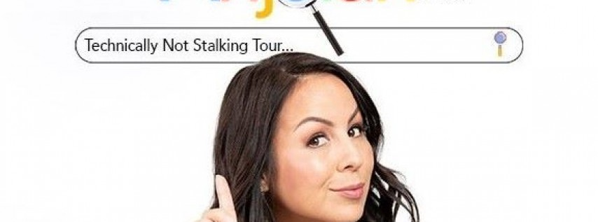 Anjelah Johnson - Technically Not Stalking Tour