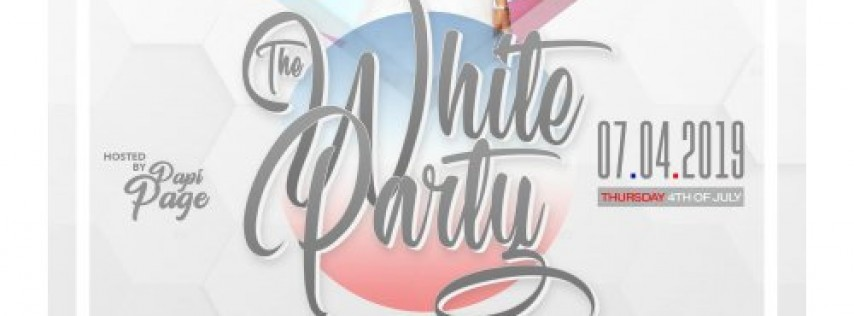 The White Party July 4th