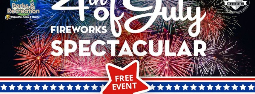 4th Of July Celebration At Sugden Regional Park