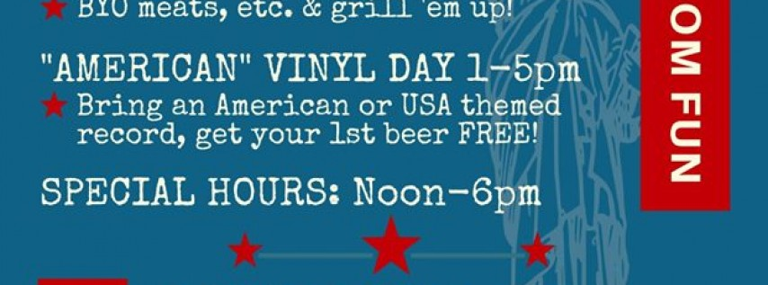 4th of July at Odyssey Beerwerks