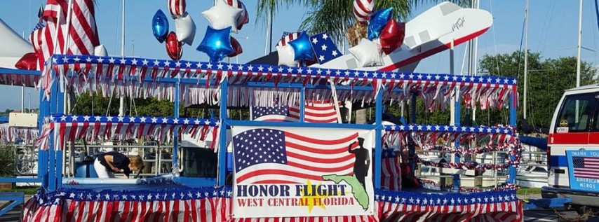 4th of July Parade - Safety Harbor