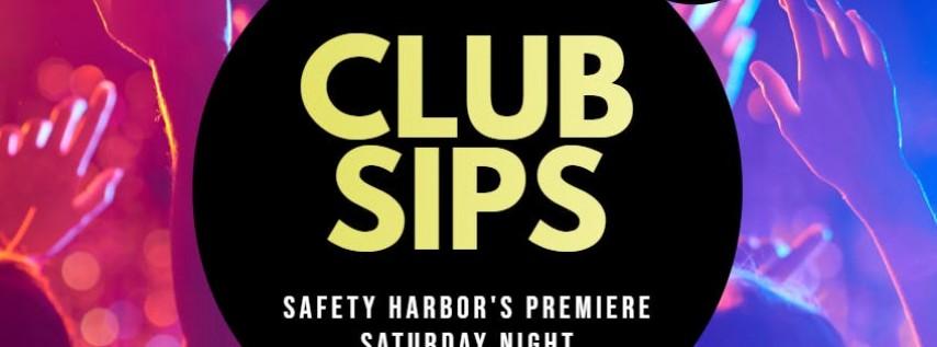 Club Sips: A Saturday Night Dance Party