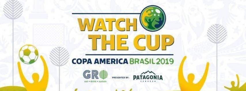 Copa America 2019 Watch Party at GRO Wynwood