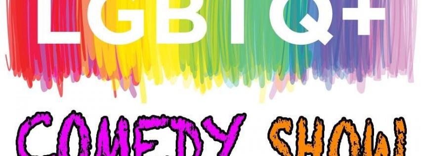 LGBTQ Gay Pride Month Comedy - no drink minimum show!