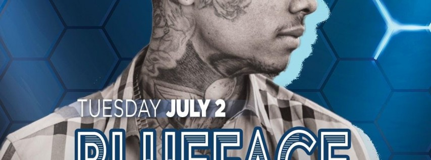 BLUEFACE LIVE IN CONCERT