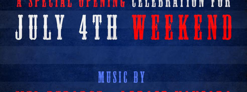 A Special Opening Celebration for 4th of July Weekend at Lavo Nightclub