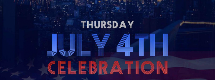 4th of July at Penthouse on Rivington