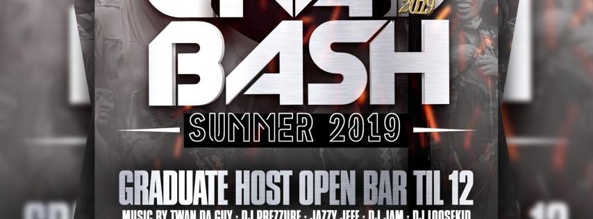 GRAD BASH SUMMER 19 @ BAJAS