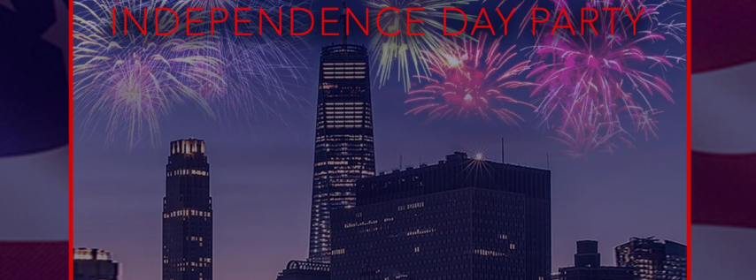 4th of July at Rooftop93 - Panoramic skyline views