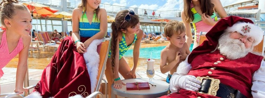 Christmas in July with Royal Caribbean