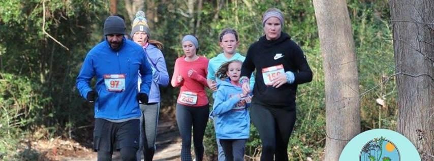 Carolina Beach State Park Trail Half Marathon & 5K