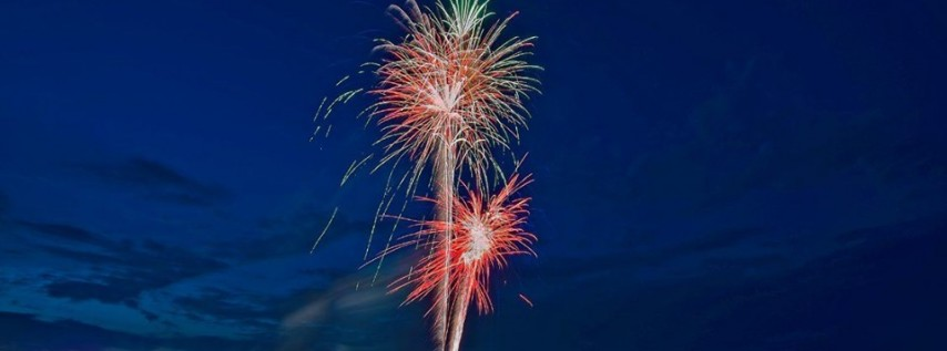 Music & Fireworks on CB Boardwalk- Feat. Polar Bear Blues Band