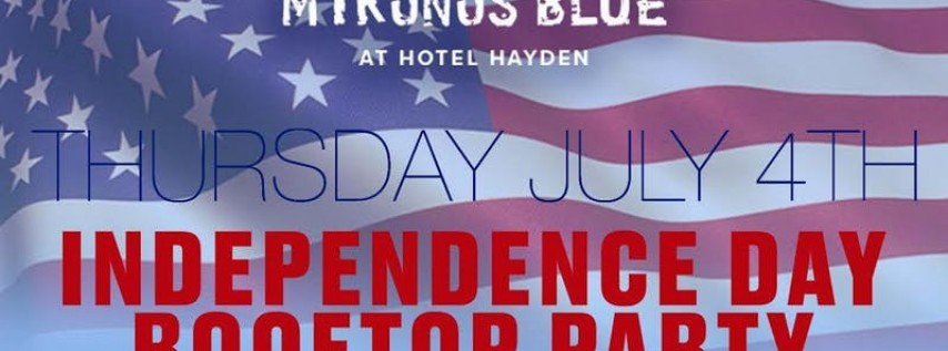 4th of July at Mykonos Blue